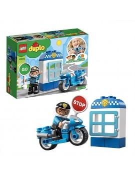 LEGO Duplo - Moto della...