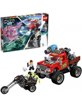 LEGO Hidden Side Lo Stunt...
