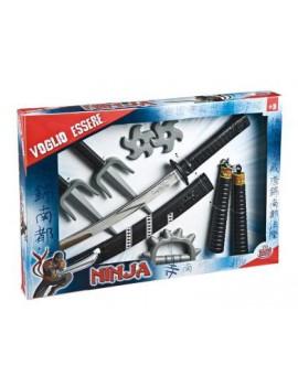 Voglio Essere - Set Armi Ninja