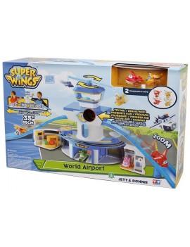 Super Wings Playset Torre...