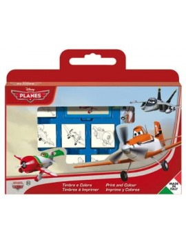 Valigetta 7 Timbri Planes