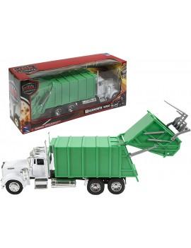Kenworth W900 Garbage Truck...