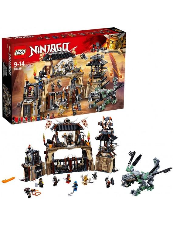 LEGO 70655 Ninjago La Fossa...