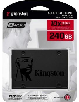 Kingston A400 SSD...