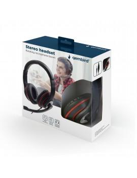 Cuffie stereo (MHS-03-BKRD)...
