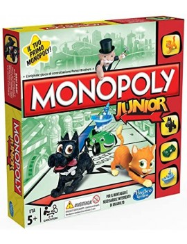 Hasbro A6984103 - Monopoly...