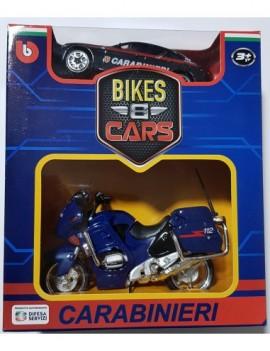 Burago - Bikes And Cars -...