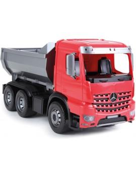 Camion Rosso con Cassone...