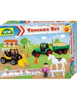 Lena 01632 Truckies - Set...