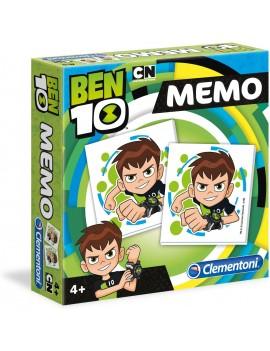 Clementoni- Ben 10 Gioco Memo
