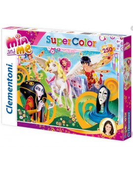 Puzzle Mia And Me Onchao...