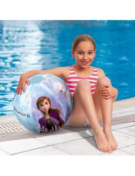 Frozen  Beach Ball -...