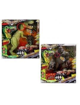 Jurassic Clash Mega Mostri...