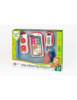 Set Infanzia Telefono e Chiavi