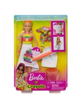 Barbie Bambola Crayola...