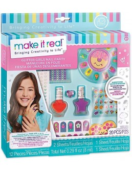 Make It Real- Nail Party:...