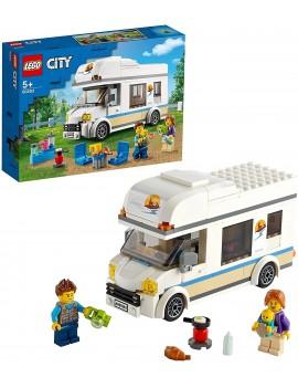 LEGO City Camper delle...