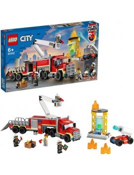LEGO City Fire Unità di...