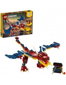 LEGO Creator 3in1 Drago del...