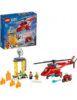 LEGO City Elicottero...