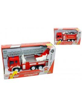 Camion Pompieri movimento a...