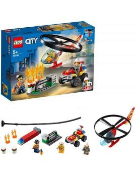 LEGO City Fire Elicottero...