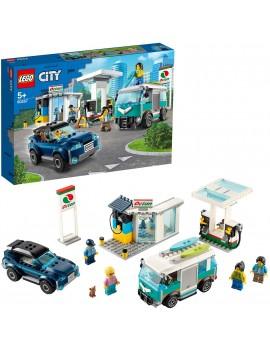 LEGO City Nitro Wheels...