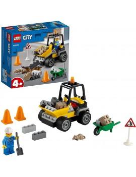 LEGO City Ruspa da Cantiere...