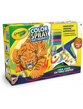 CRAYOLA- Color Spray...