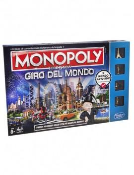 GIOCO MONOPOLY GIRO DEL MONDO