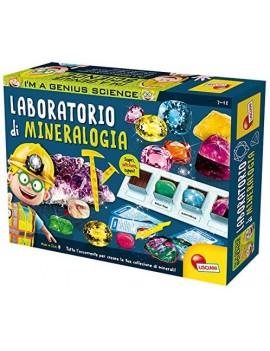 Laboratorio di Mineralogia