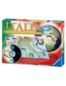 Carta d'Italia + Atlante CD