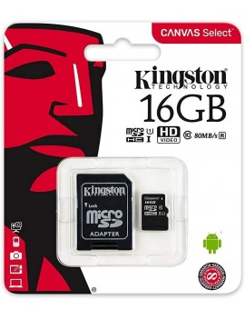 Kingston SDCS/16GB  MicroSD