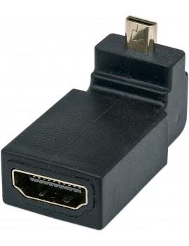 Adattatore HDMI angolare a...
