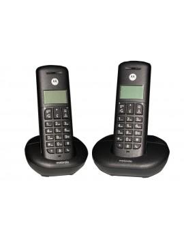 COPPIA DI TELEFONI CORDLESS...