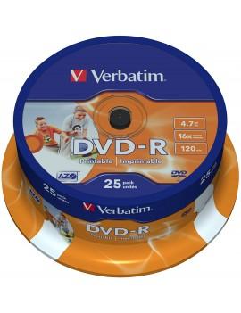 Verbatim DVD-R 4.7GB...
