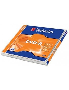 Verbatim DVD-R 4.7GB -...