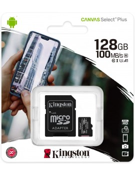 Kingston 128GB Scheda...