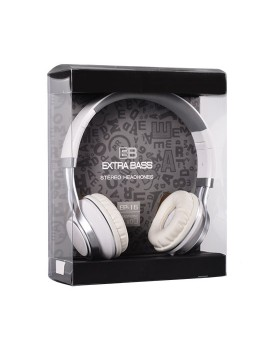CUFFIE EXTRA BASS STEREO...