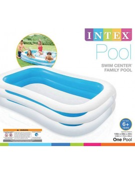 INTEX piscina famiglia (262...