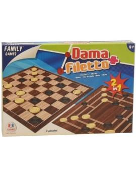 Family Games Gioco Dama e...