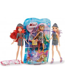 WINX CHARMING FAIRY BLOOM